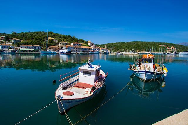 Porto di Vathi