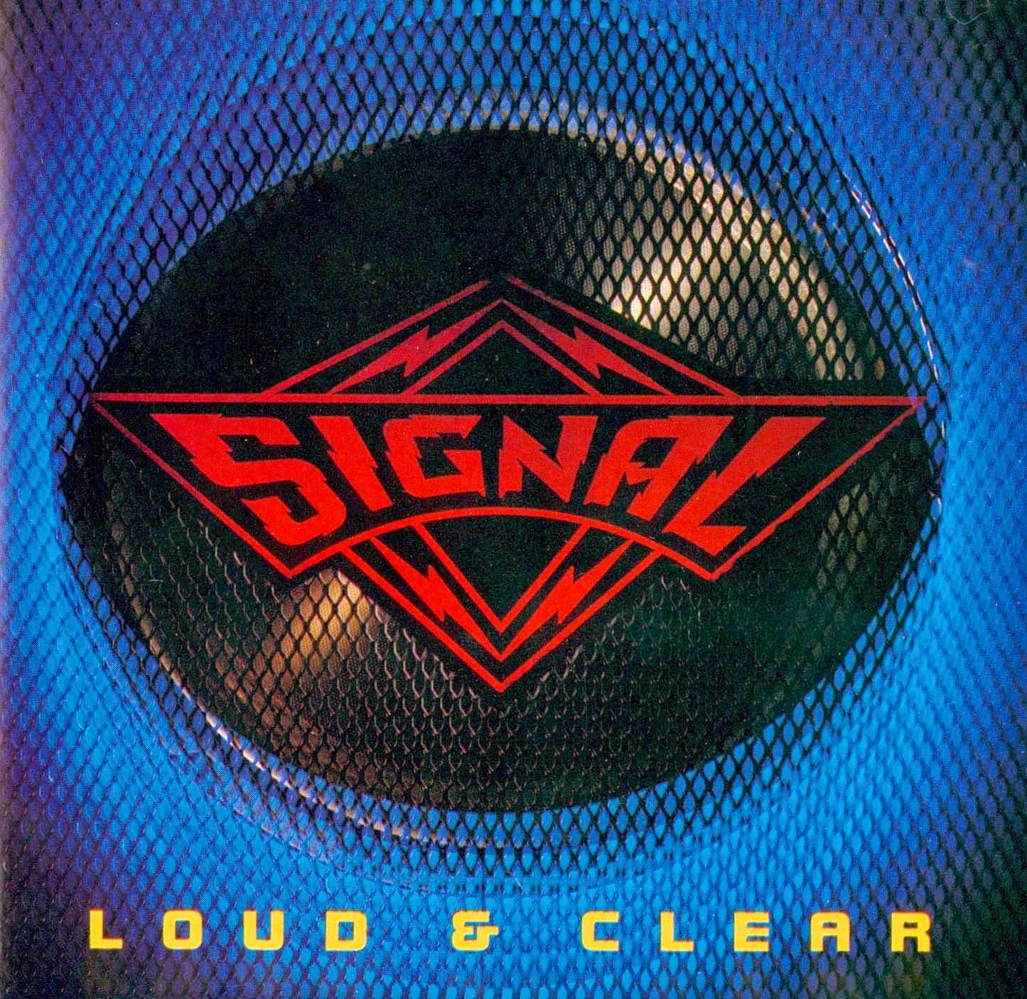 Signal Loud and Clear 1989 aor melodic rock music blogspot albums bands mark marcie free rar