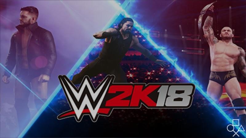 WWE 2K18 - UNLOCK FULL - PPSSPP