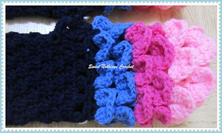 free gloves crochet pattern