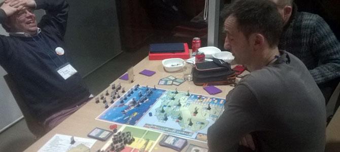 Protos y Tipos 2016 - La Batalla de Inglaterra