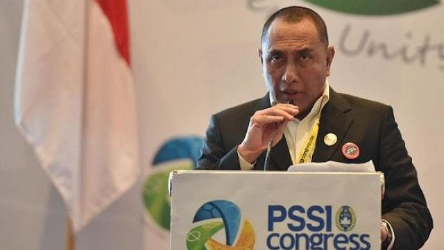 Ketua Pssi Edy Rahmayadi Bersedia Untuk Mundur Dari Pssi, Tapi….