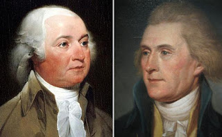 John Adams dan Thomas Jefferson
