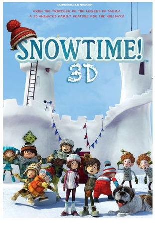 Download Film Movie Snowtime 2015 BluRay HDRip Subtitle Indonesia English