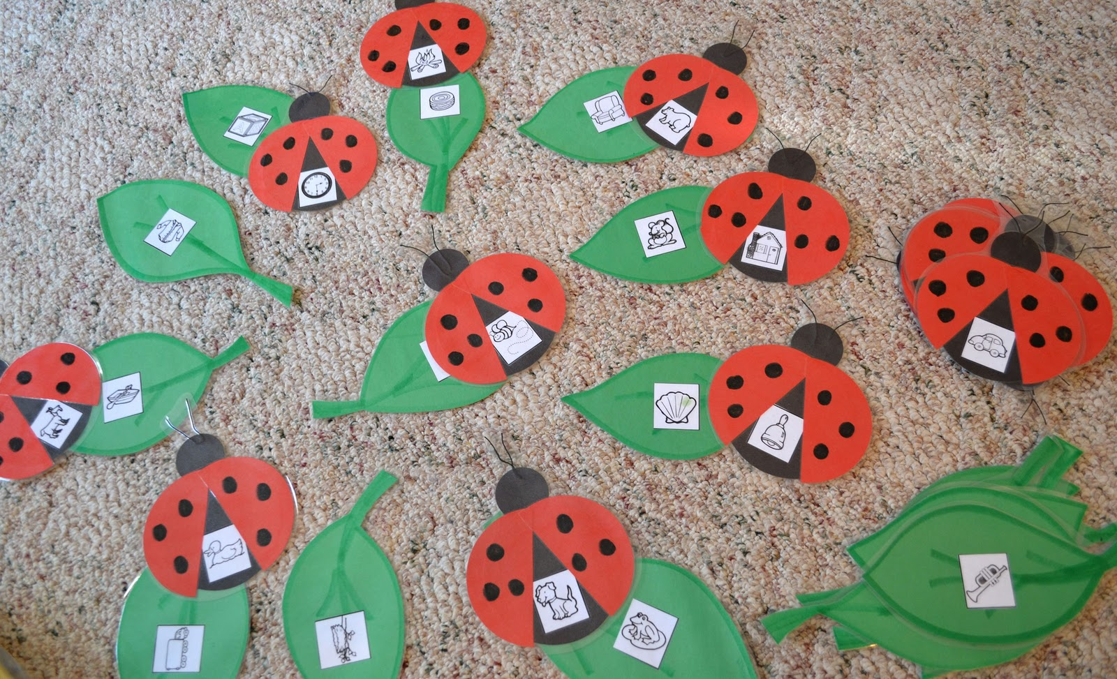 From The Hive L Ladybug Day Preschool Style
