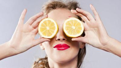 limonlu cilt maskesi
