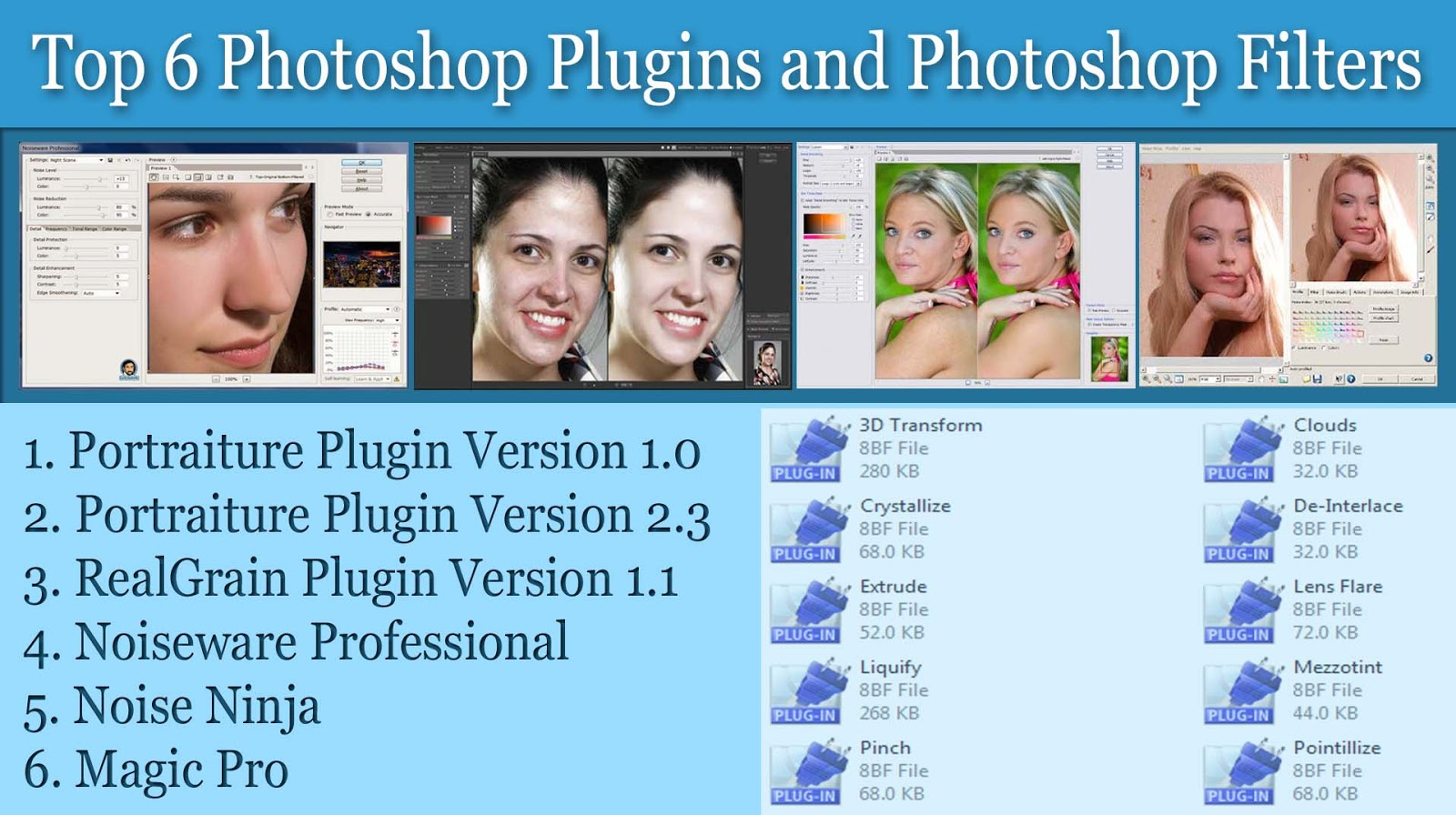 Image Result For Photoshop Plugins And Filters Collection Studiopk