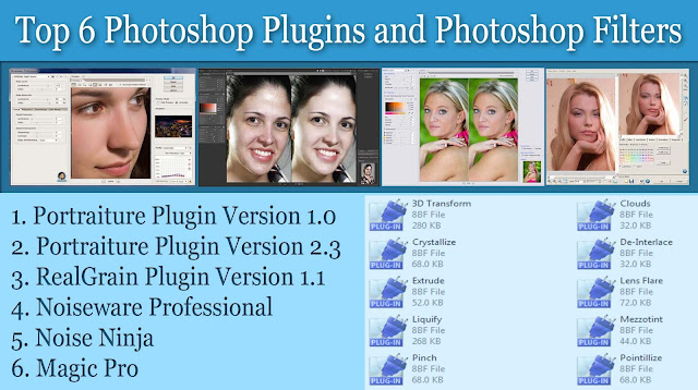 Photoshop Plugins and Photoshop Filters