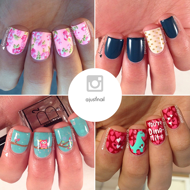 Cute Nail Designs Instagram | www.pixshark.com - Images ...