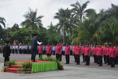 Bupati Trenggalek Kukuhkan Task Force GERTAK pada Peringatan Hari Lahir Pancasila