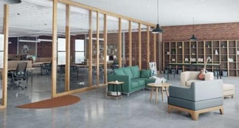 Desain Interior Kantor Fabelio