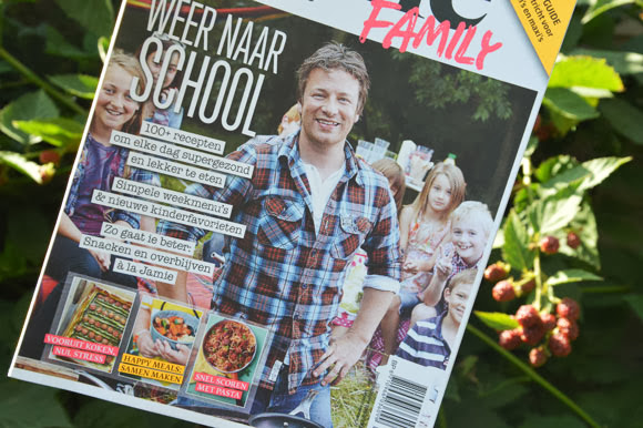 Review Jamie Magazine special: Family