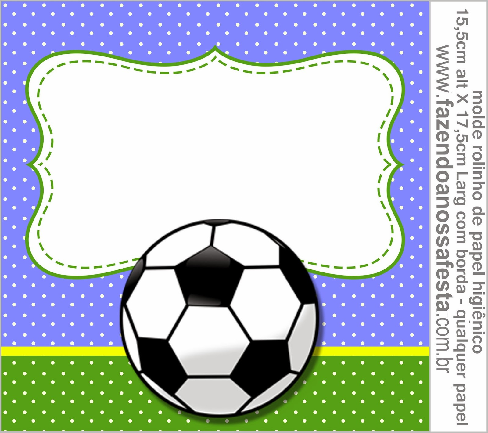 Futbol Imprimibles balon 083
