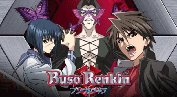 Busou Renkin - Daftar Anime Fantasy School Terbaik