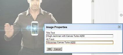 edit image properties in blogger