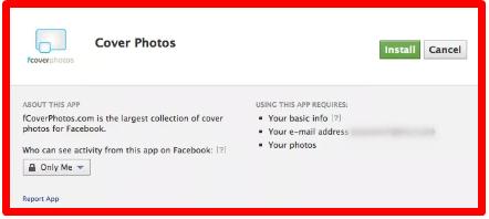Facebook Caver Photos