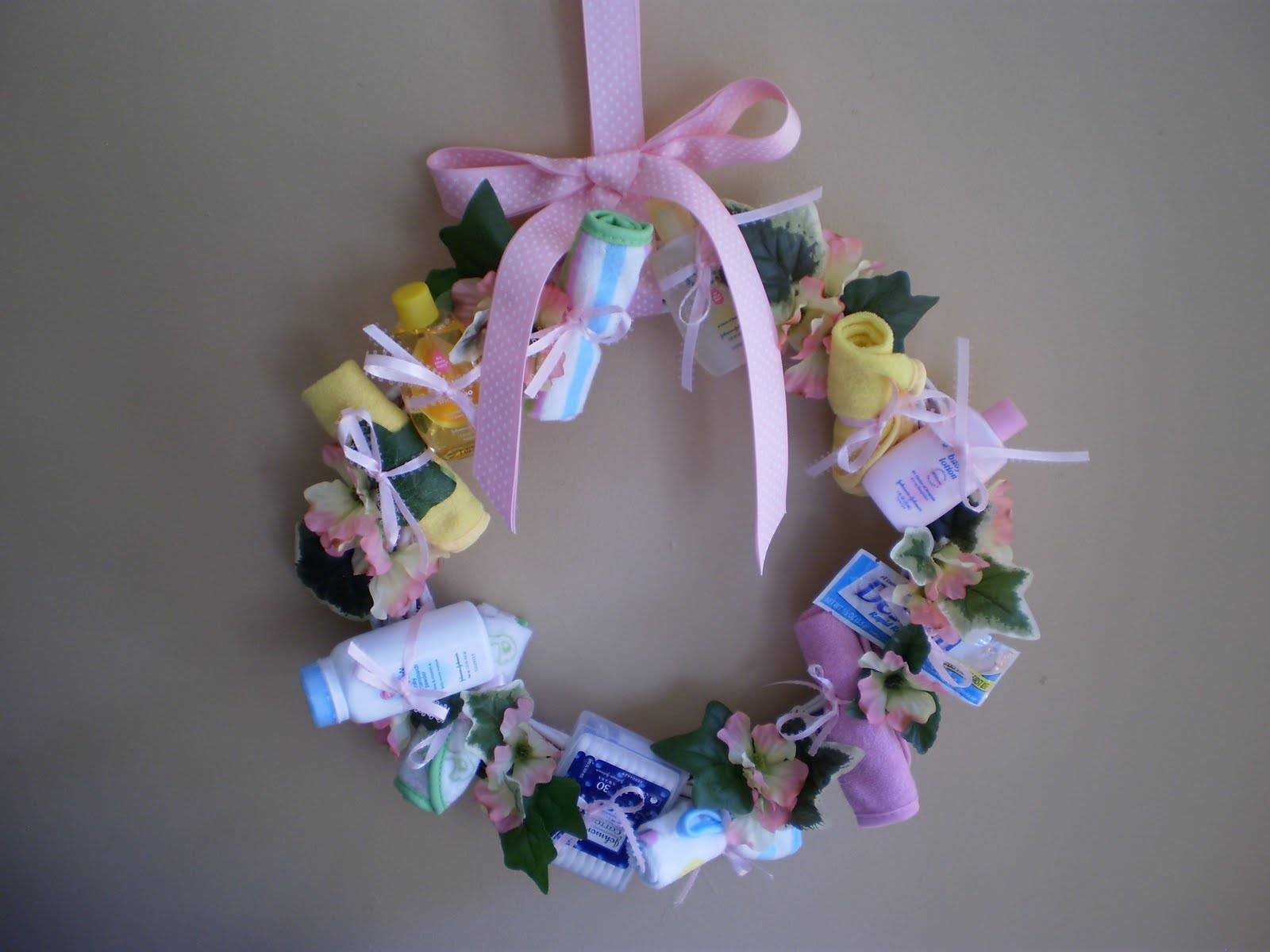 One Simple Country Girl: A Neat Baby Shower Gift Idea!
