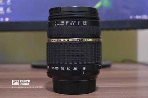 Tipe Lensa Autofocus di Dunia Photography
