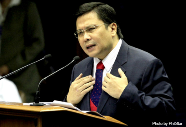 The untold PDAF story that the people should know as spoken by Jinggoy Estrada