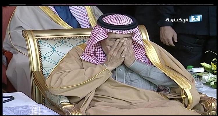 السبب الحقيقي لبكاء الملك سلمان على الهواء خلال افتتاح الجنادرية 30