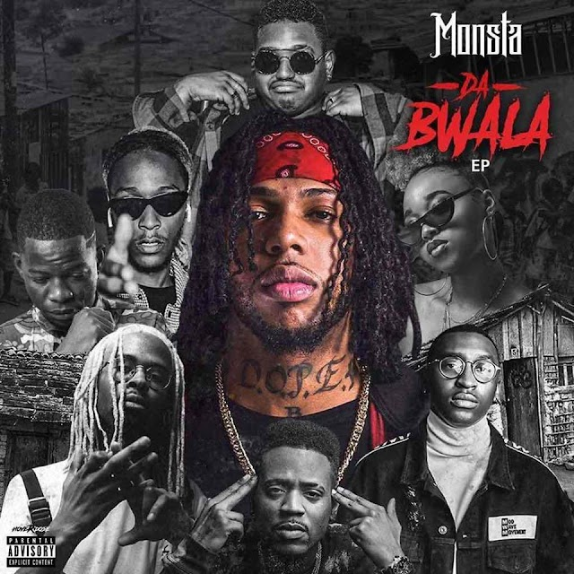 Monsta - Da Bwala (EP) [Download]