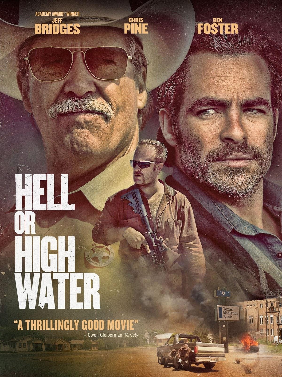 Hell Or High Water Arvostelu