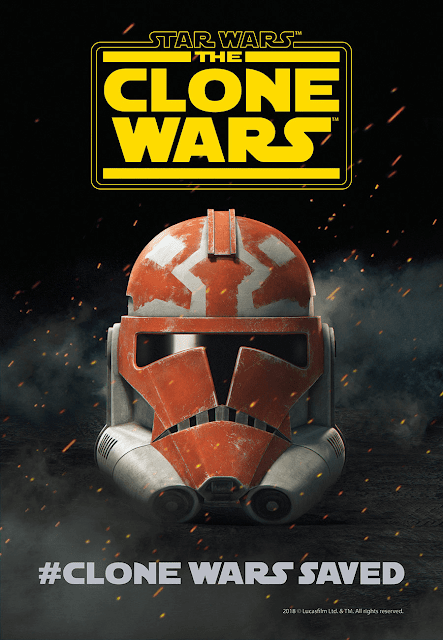 star wars clone wars season 6 poster
