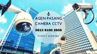 Pasang Camera CCTV Pahlawan Setia