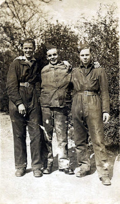 WW2 - Alec Davis & Bert Scott of the 59th Regiment RA HAA