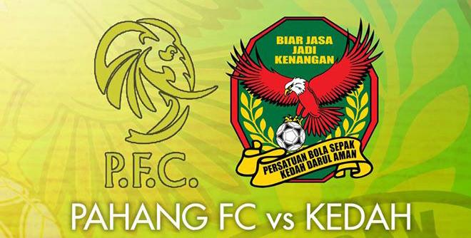 Final FA 2017 Pahang Vs Kedah