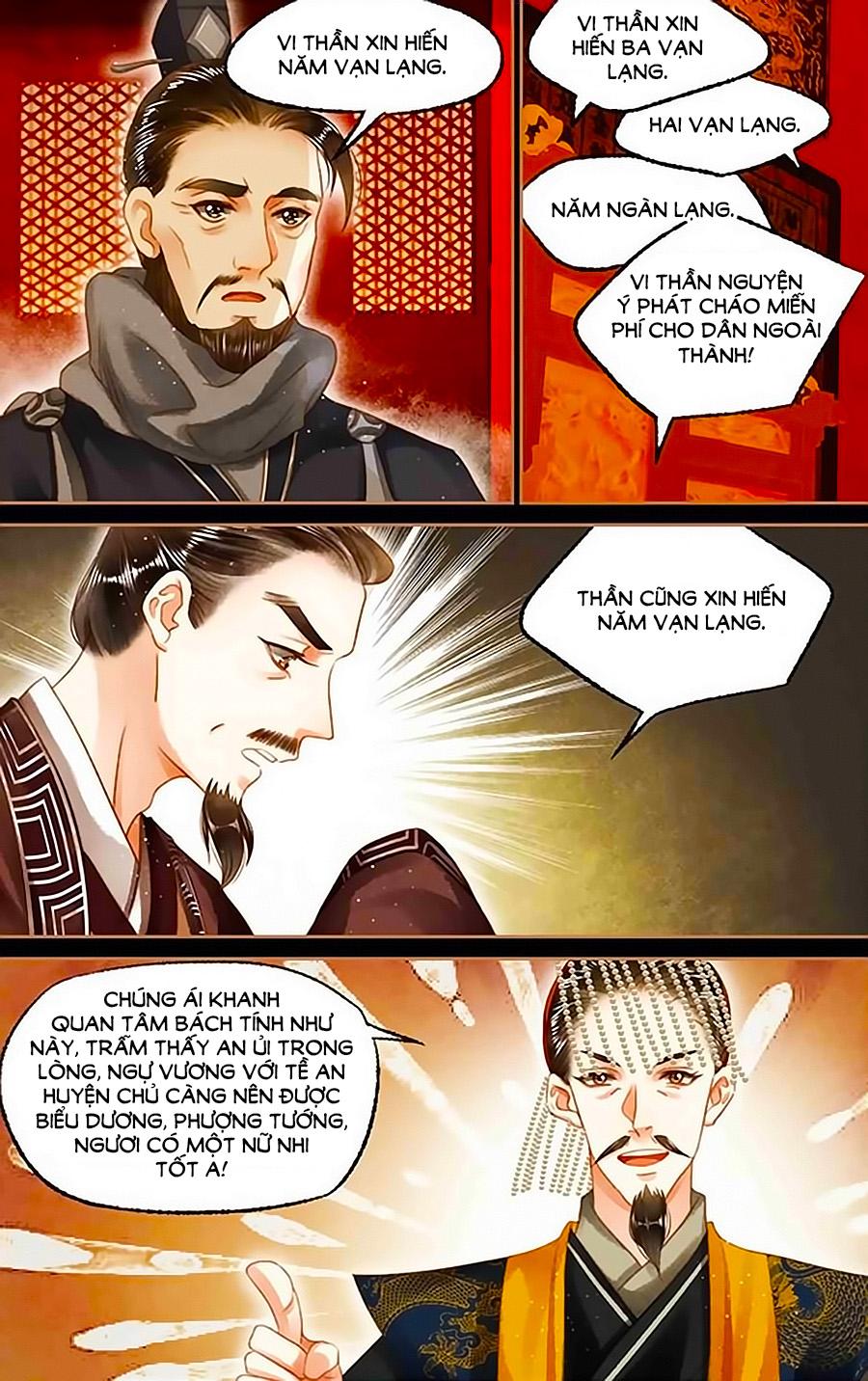 Thần Y Đích Nữ chap 104 - Trang 6