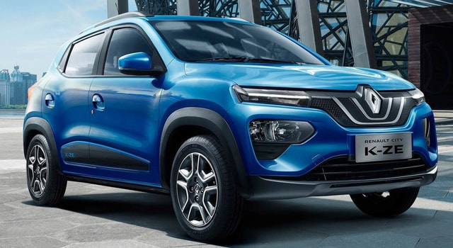 Renault City K-ZE 2020 - Crossover City Trendy arrived