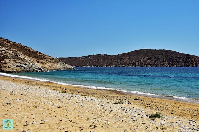 Karavi, isla de Serifos (Grecia)