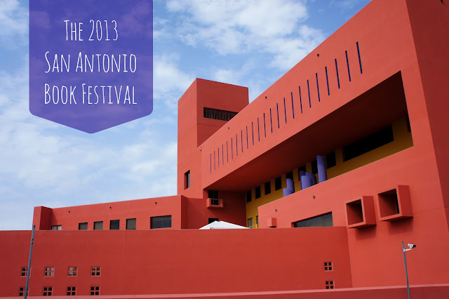 The 2013 San Antonio Book Festival