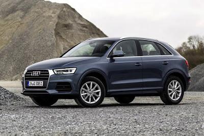 Motore nuovo Audi Q3