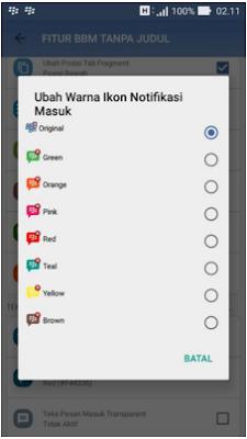 [Update] BBM IOS Versi 2.12.0.9 New Fitur + Clone