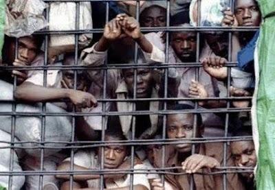 Ghana prison overcrowding