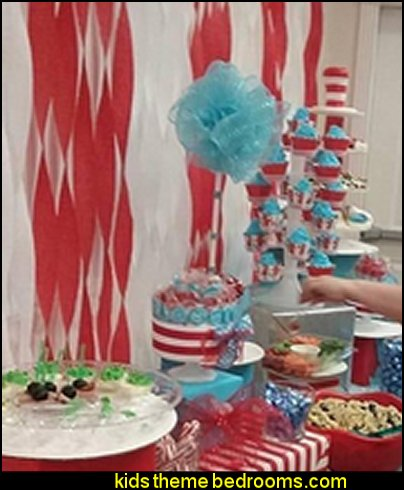 dr seuss party supplies  Dr. Seuss party theme - Dr. Seuss Birthday Party -  Dr. Seuss Party Decor - Dr. Seuss Party Supplies -  Dr. Seuss birthday party supplies - Dr Seuss party decorations - Dr Seuss wall decals - Dr Seuss party standups