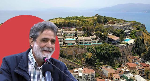 Η παρέμβαση του Κώστα Γκόνη στο Περιφερειακό Συμβούλιο για τη λειτουργία του «Ξενία Παλλάς»