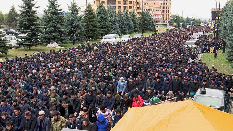 В Чечне и Ингушетии с минуты на минуту может начаться война
