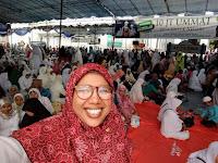 Do'a Bersama Untuk Kebaikan Negeri di Hari Pahlawan