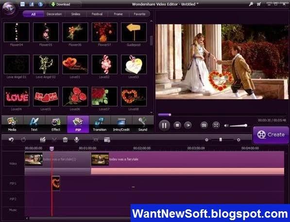 wondershare video editor full free download