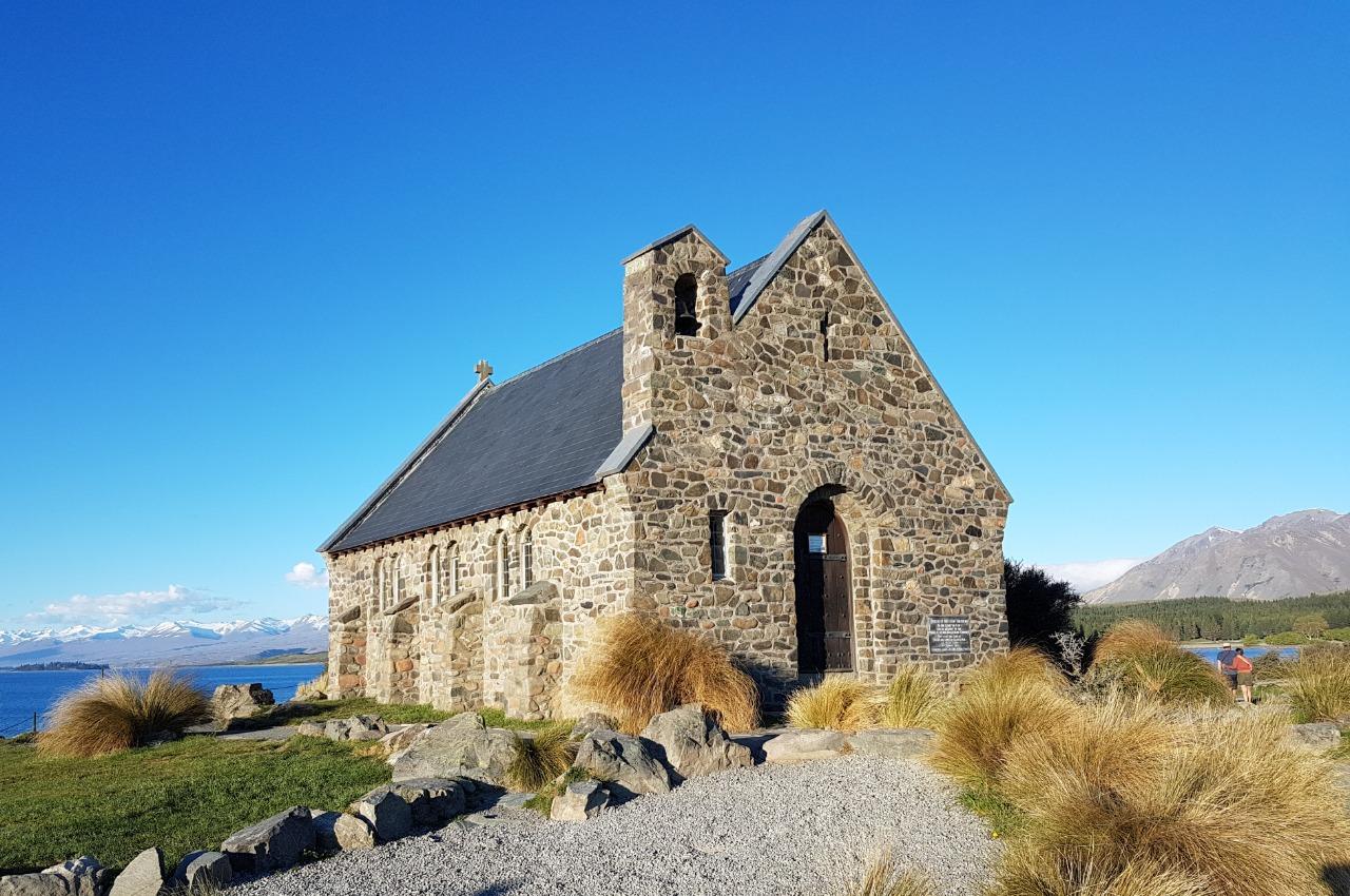 Lake Tekapo, Nova Zelândia