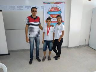 Aluno de Baraúna é campeão no Xadrez nos Jogos Escolares da PB