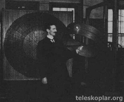 Tasla'nın kablosuz icatları