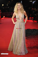 Jennifer Lawrence in a golde glittering gown at Red Sparrow Premiere in London ~  Exclusive Galleries 013.jpg