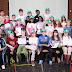 El colegio Juan Ramón Jiménez gradúa a sus primeros 22 ayudantes de estudiantes