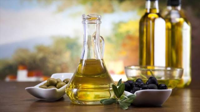 El aceite de oliva nos protege de enfermedades cardiovasculares