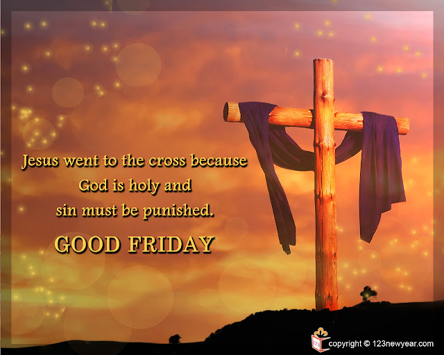 Good Friday Wishes To Friends For Facebook
