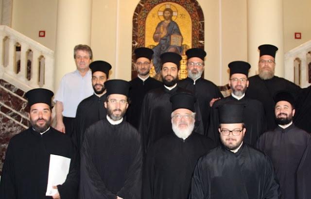 Επίσκεψη Μητροπολίτου Διδυμοτείχου στον Οικουμενικό Πατριάρχη